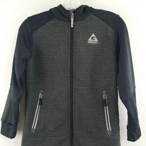 Gerry Ribbed Boy's Jacket.thumb hole Small 7/8